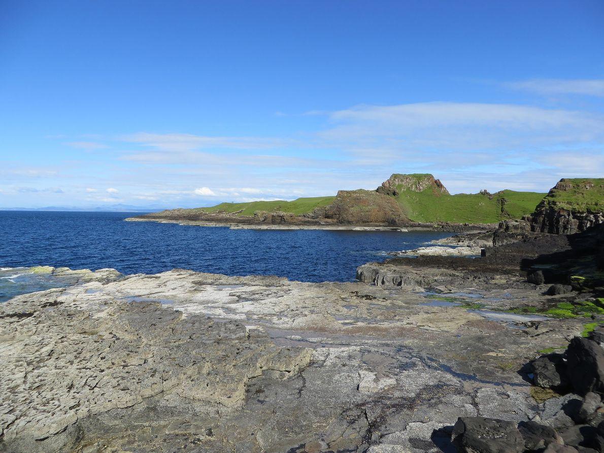 Brothers' Point, na Ilha de Skye
