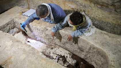 'Casa Funerária' do Antigo Egito Servia Todo o Tipo de Clientes a Caminho do Além