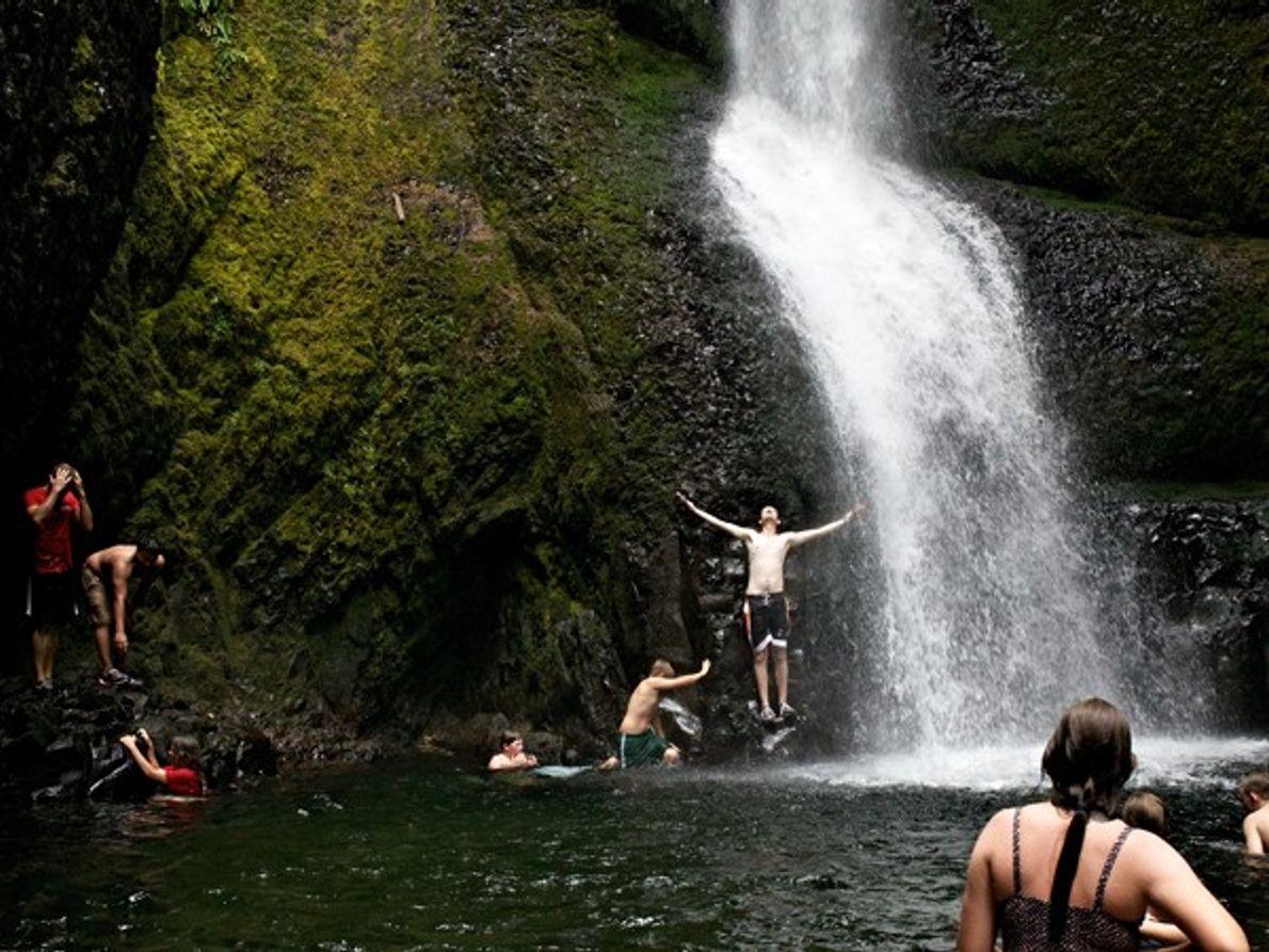 Oregon: Uma Ruga no Tempo