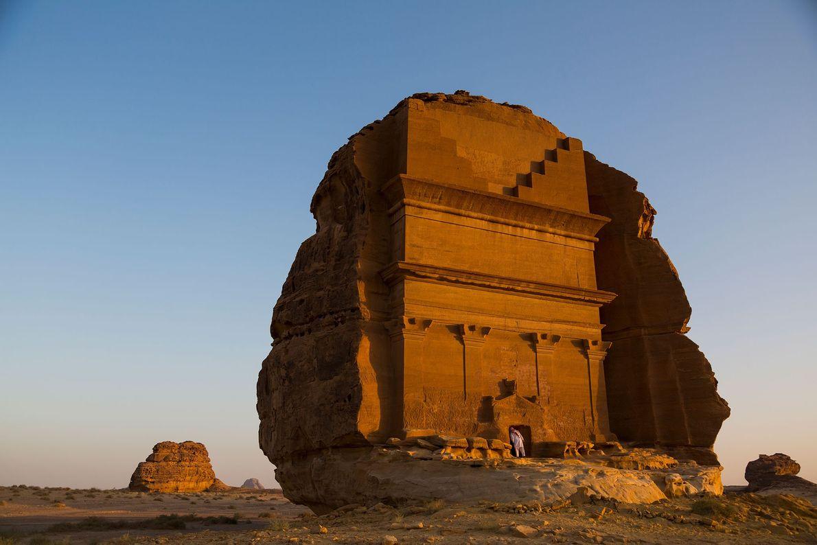 Mada'in Saleh, Arábia Saudita