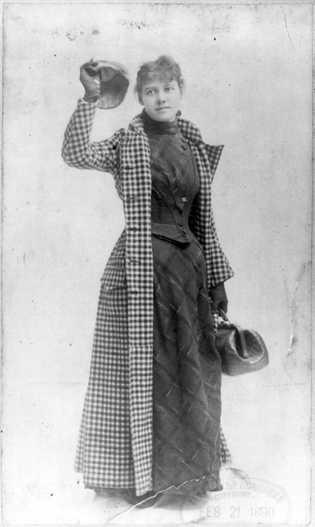 jornalista Nellie Bly