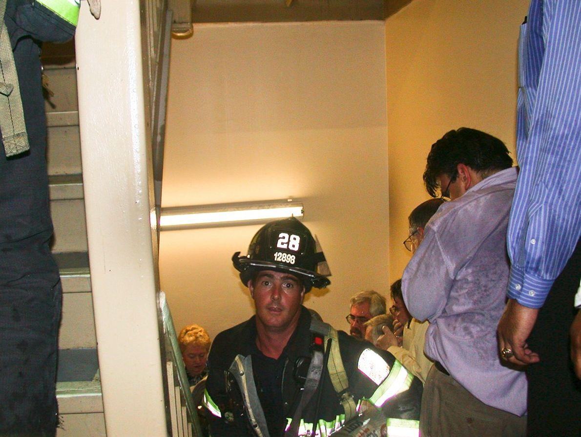 Os bombeiros do 11 de setembro