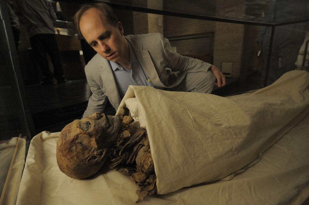 Múmia de Hatshepsut