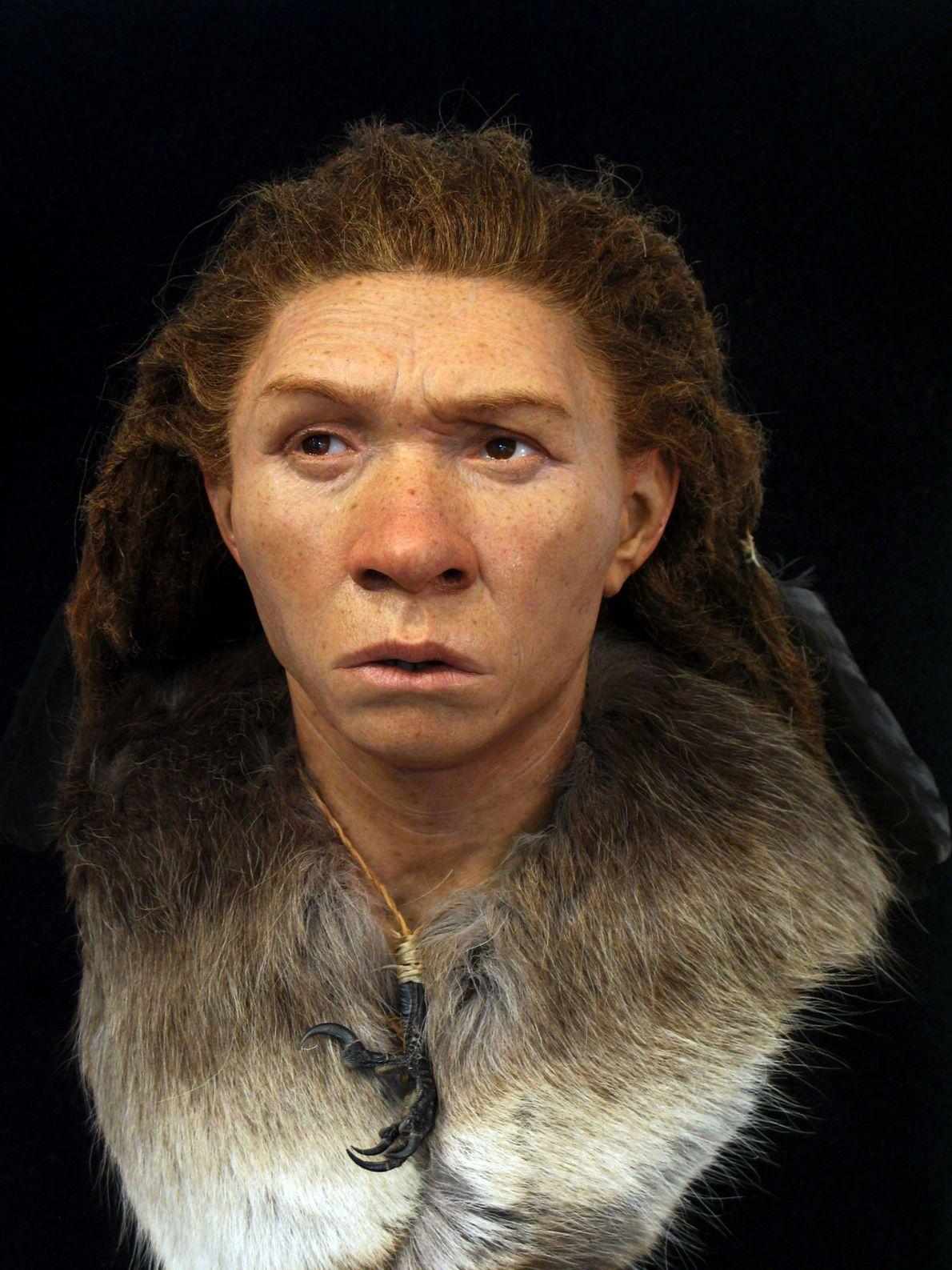 Mulher de Neanderthal
