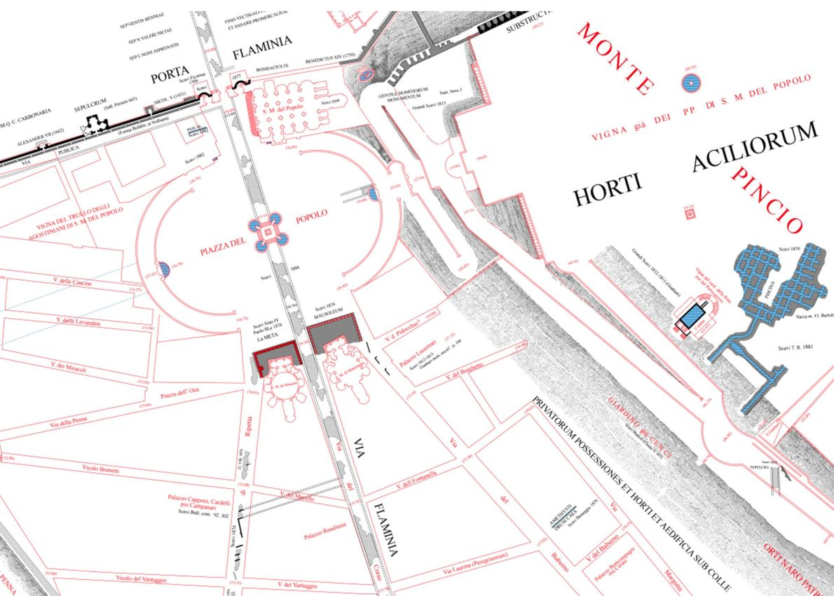 Vista da Praça do Povo