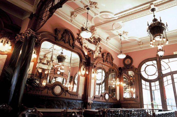 Salão do Café Majestic