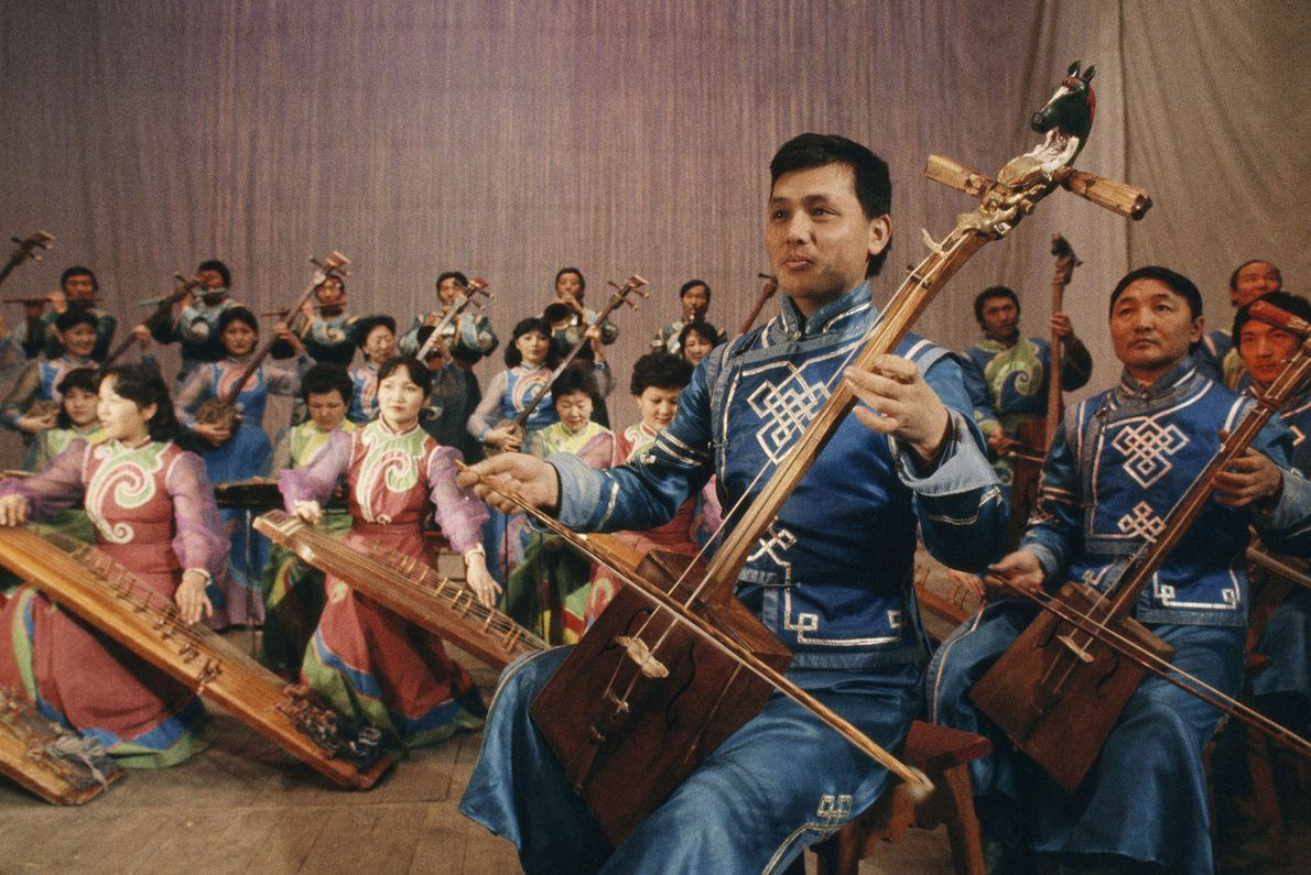 Música Mongol
