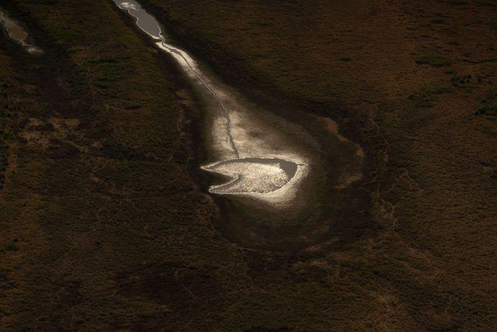 rio Paraná na Argentina