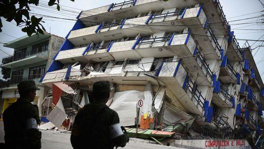 México: Um País Destroçado Após o Terramoto Destrutivo