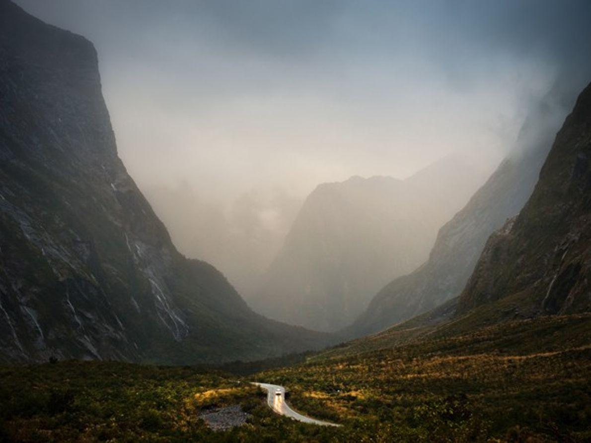 Nova Zelândia: Ânsia por Velocidade