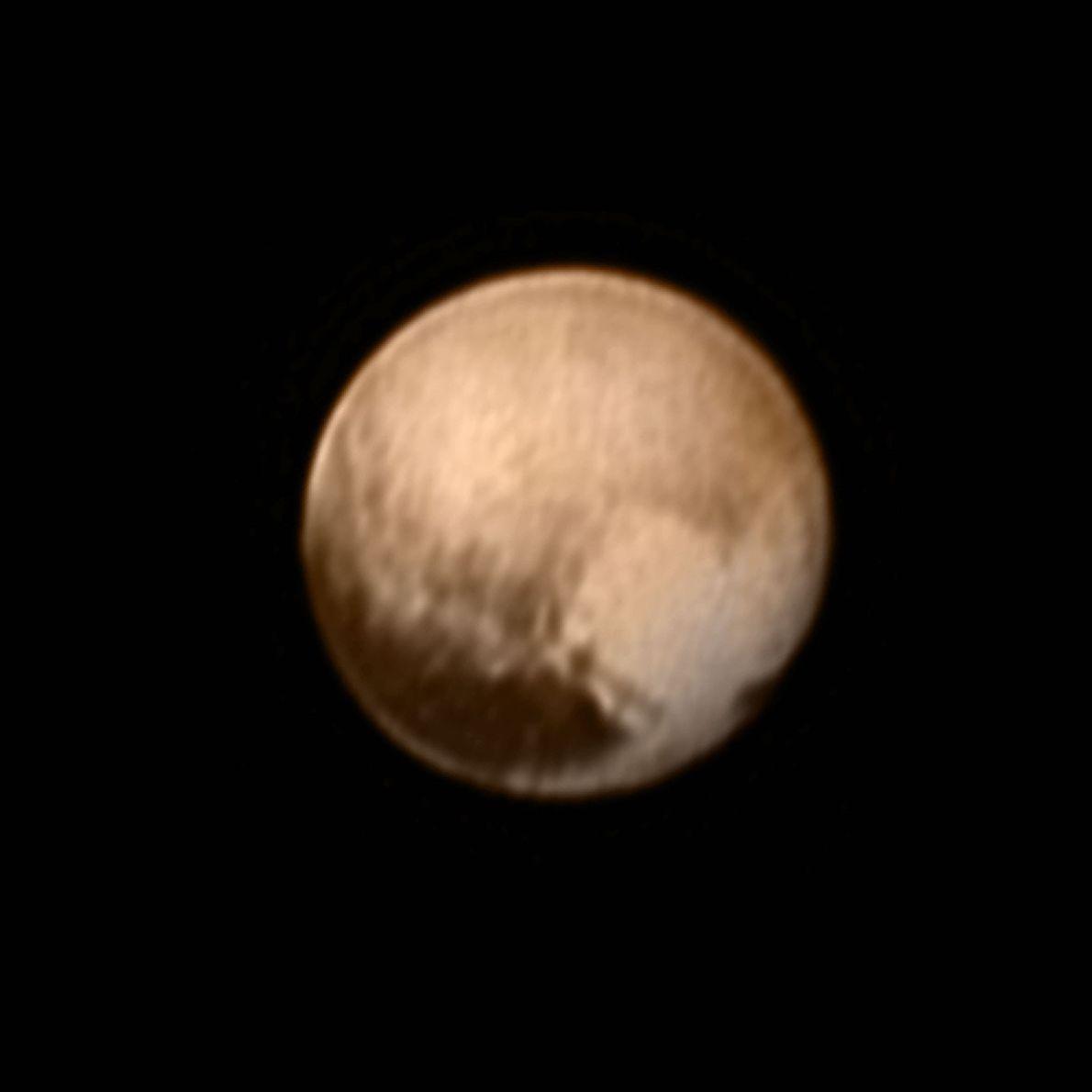 Eu(adoro) Plutão