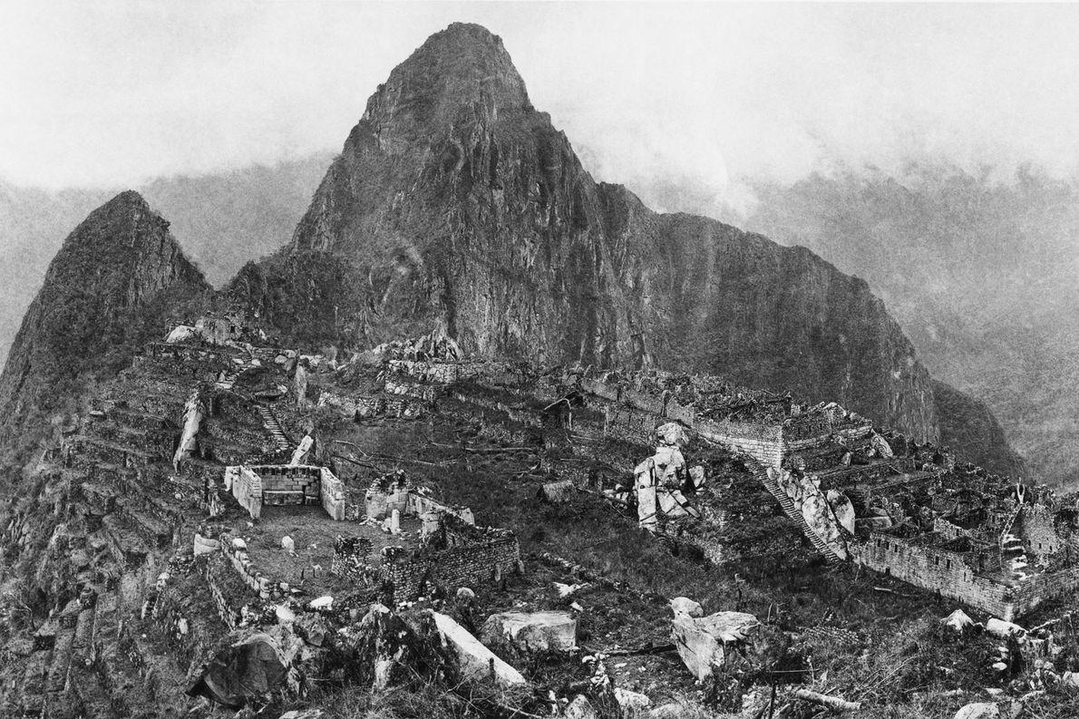 Machu Picchu, Peru (1912-1915)