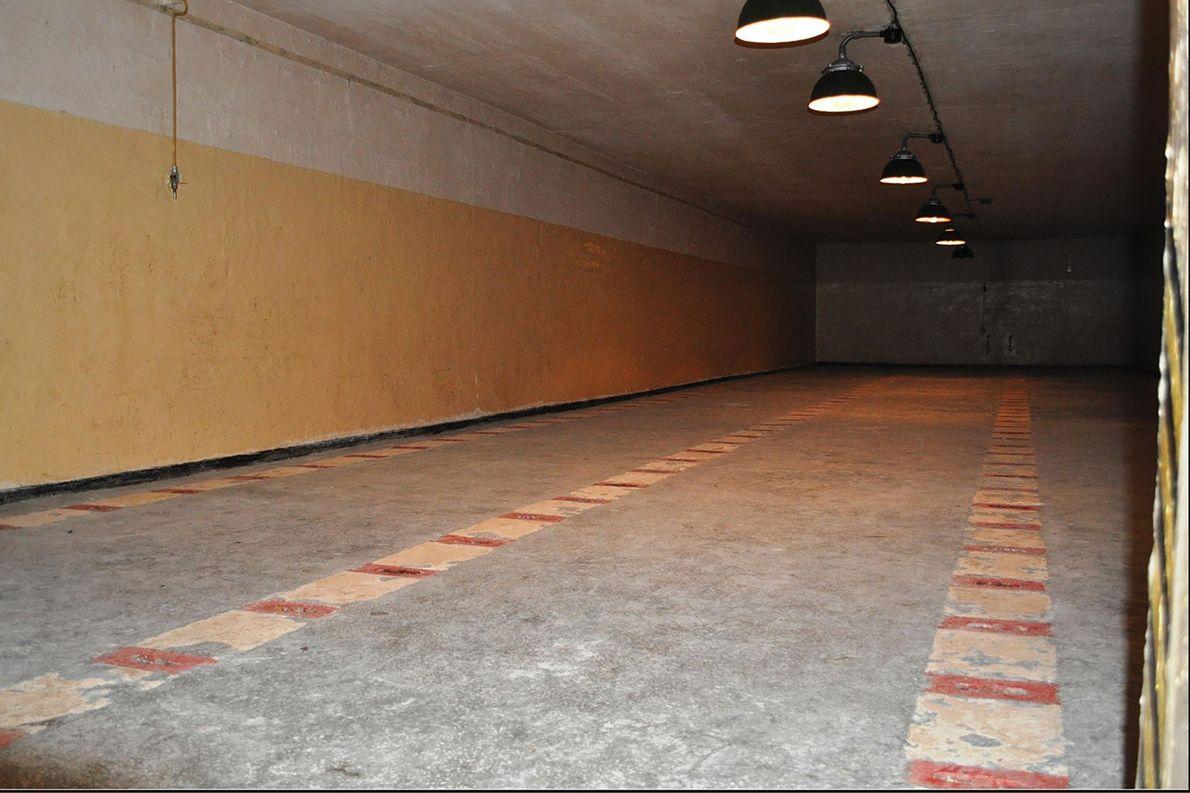 bunker de Podborsko.