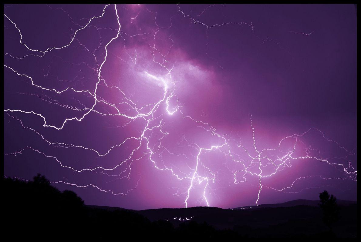 As alterações climáticas intensificarão a força das tempestades
