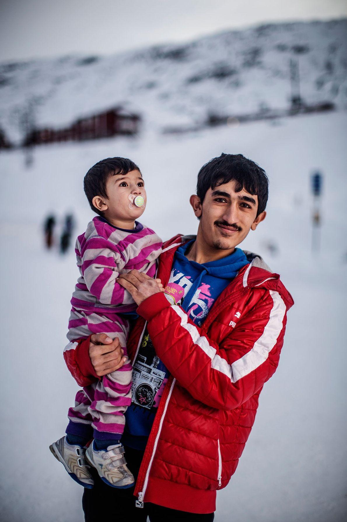 Fotografia de Mohammed Ashamed