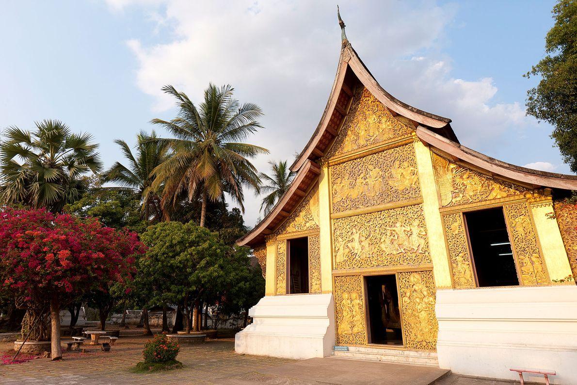 Wat Xieng Thong, Laos
