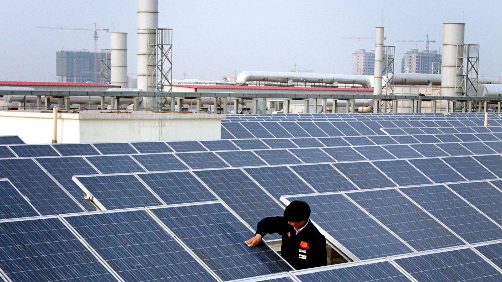 Energias Renováveis China