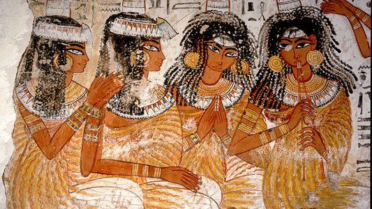 Mistério do Antigo Egipto Decifrado por Arqueólogos