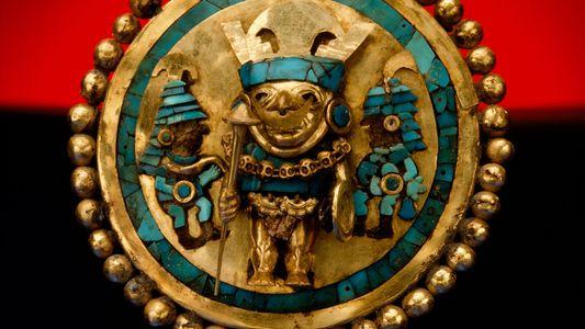 Descoberta Uma Mão em Metal com 3500 Anos