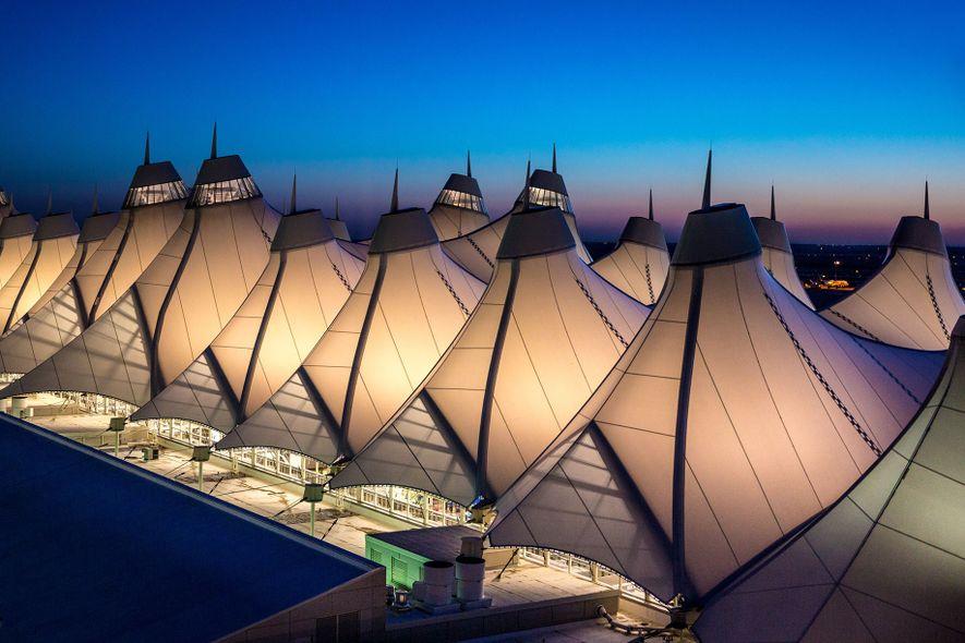 10 Aeroportos que Vai Adorar