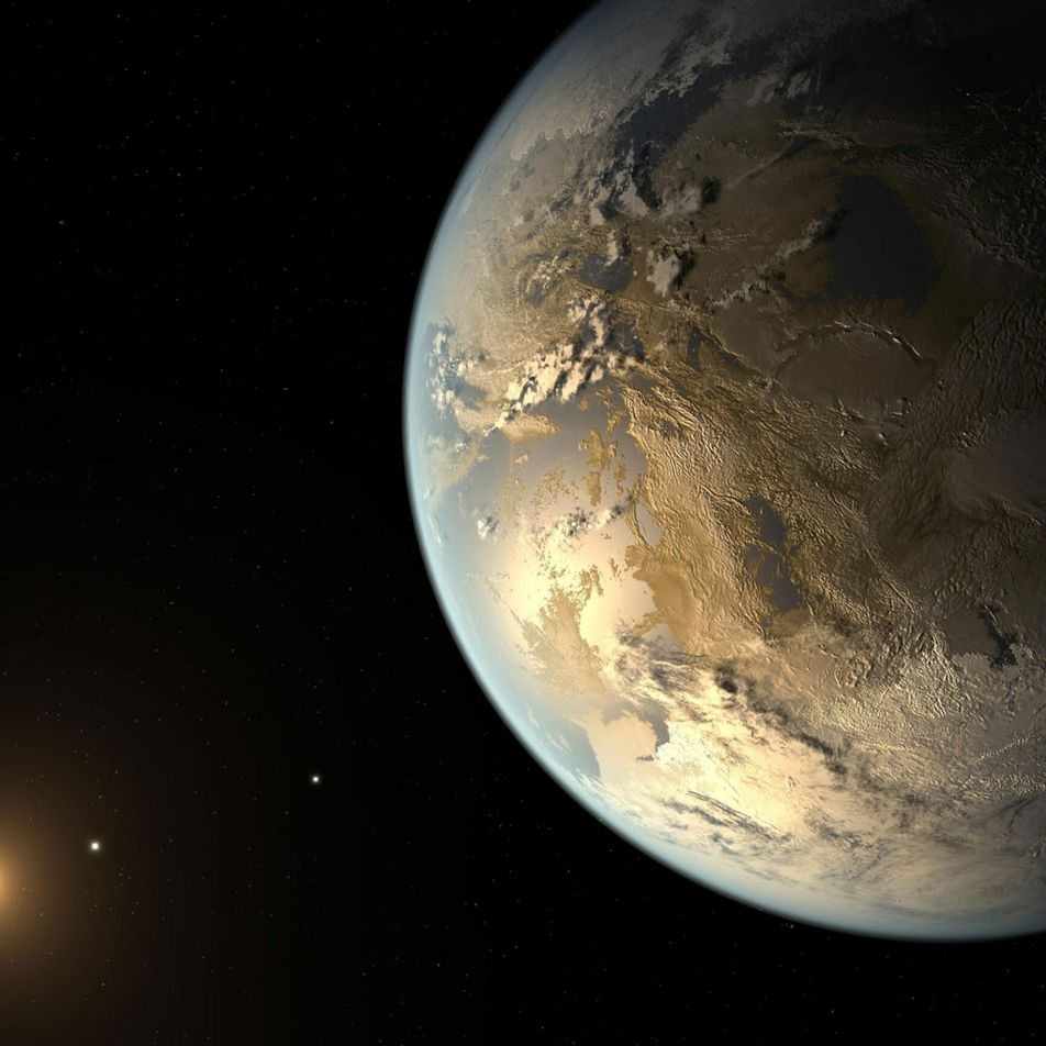 Astrónomos identificam as estrelas onde quaisquer alienígenas teriam uma visão da Terra