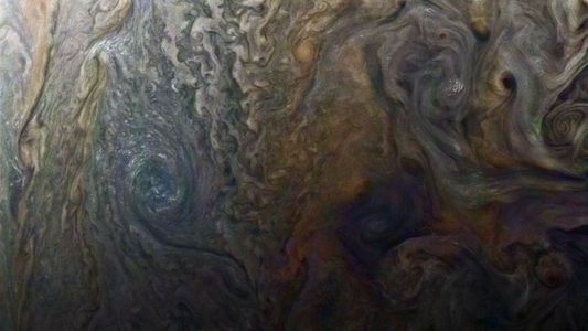 Imagens de Planeta Misterioso Tornam-se Cada Vez Mais Surreais