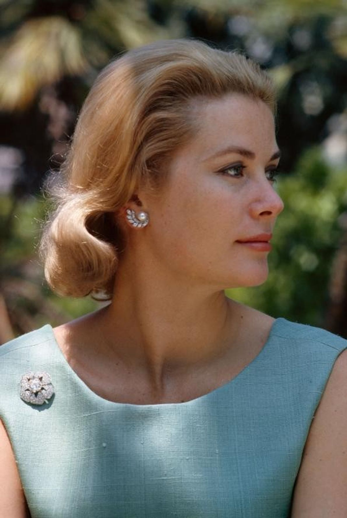 A atriz Grace Kelly tornou-se princesa do Mónaco em 1956.