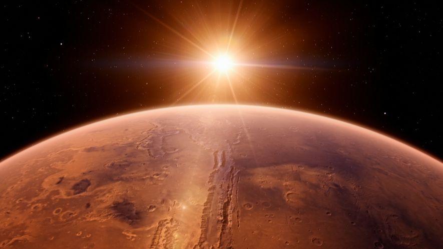 Como é Marte?