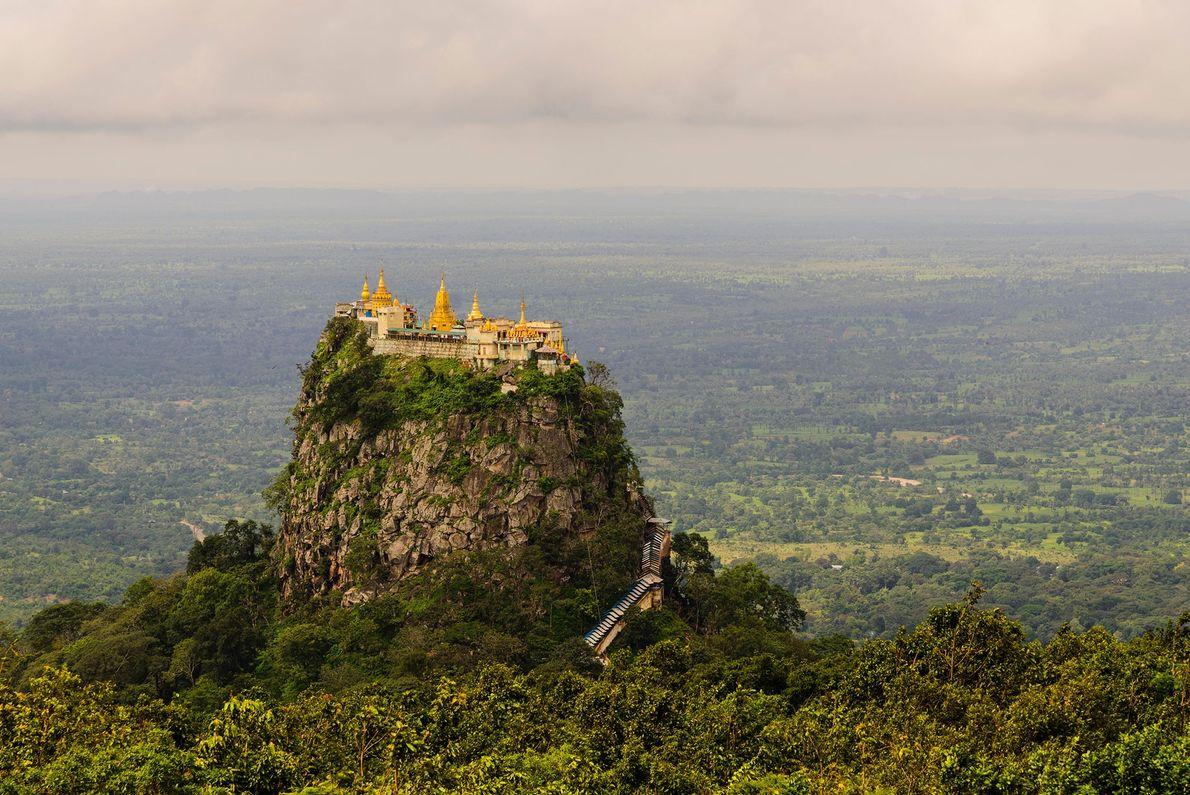 Taung Kalat, Birmânia
