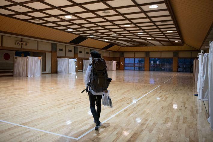 YOKOHAMA JUDO SPORT HALL, JAPÃO