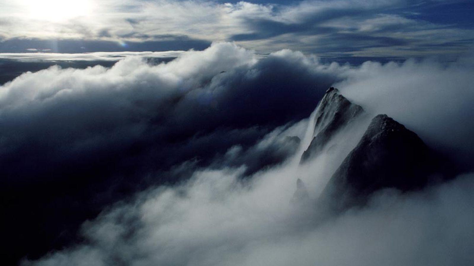 Monte Kinabalu, Malásia