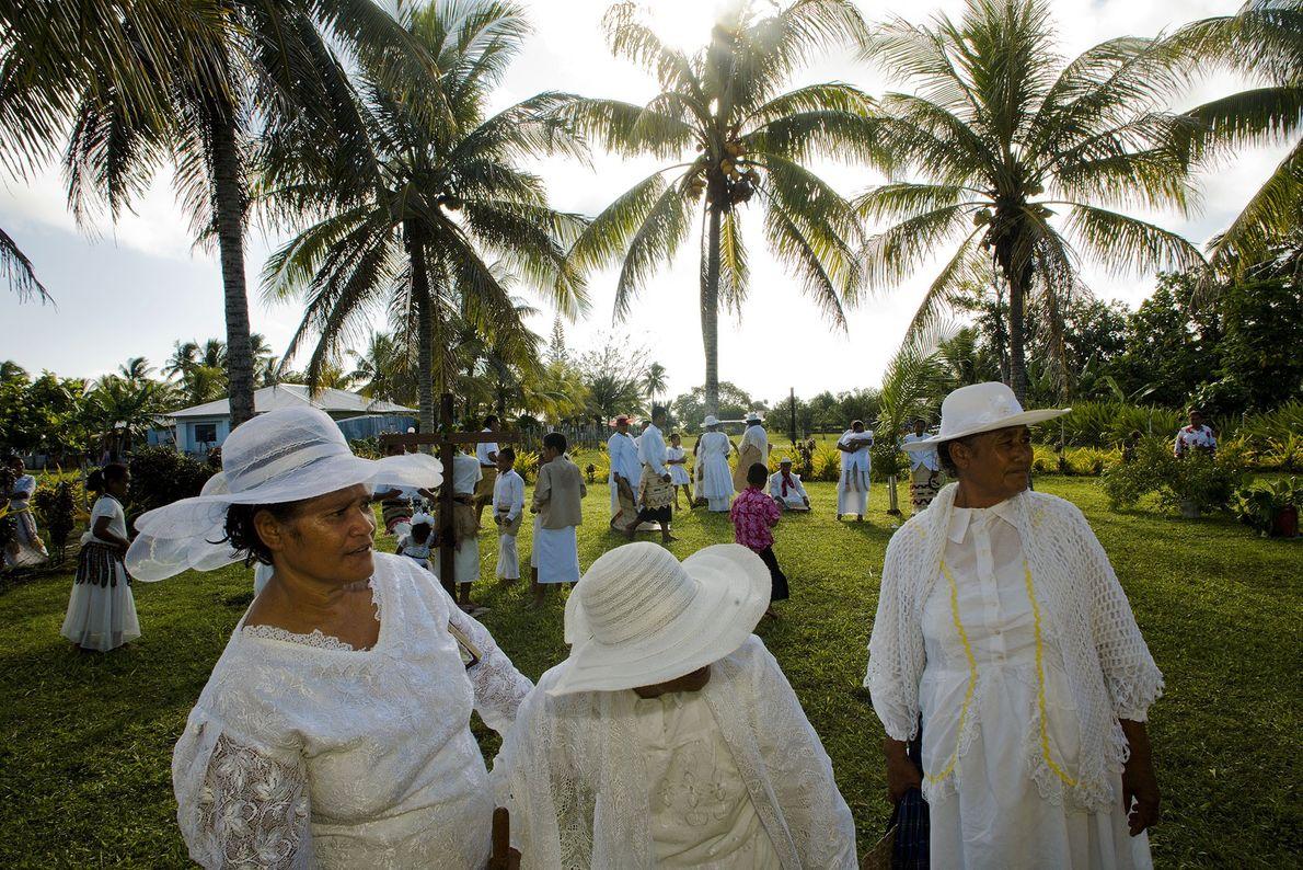 Páscoa em Tonga