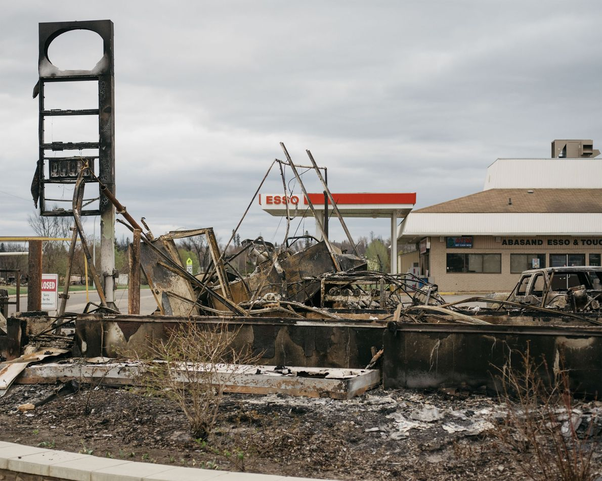 Fort McMurray.