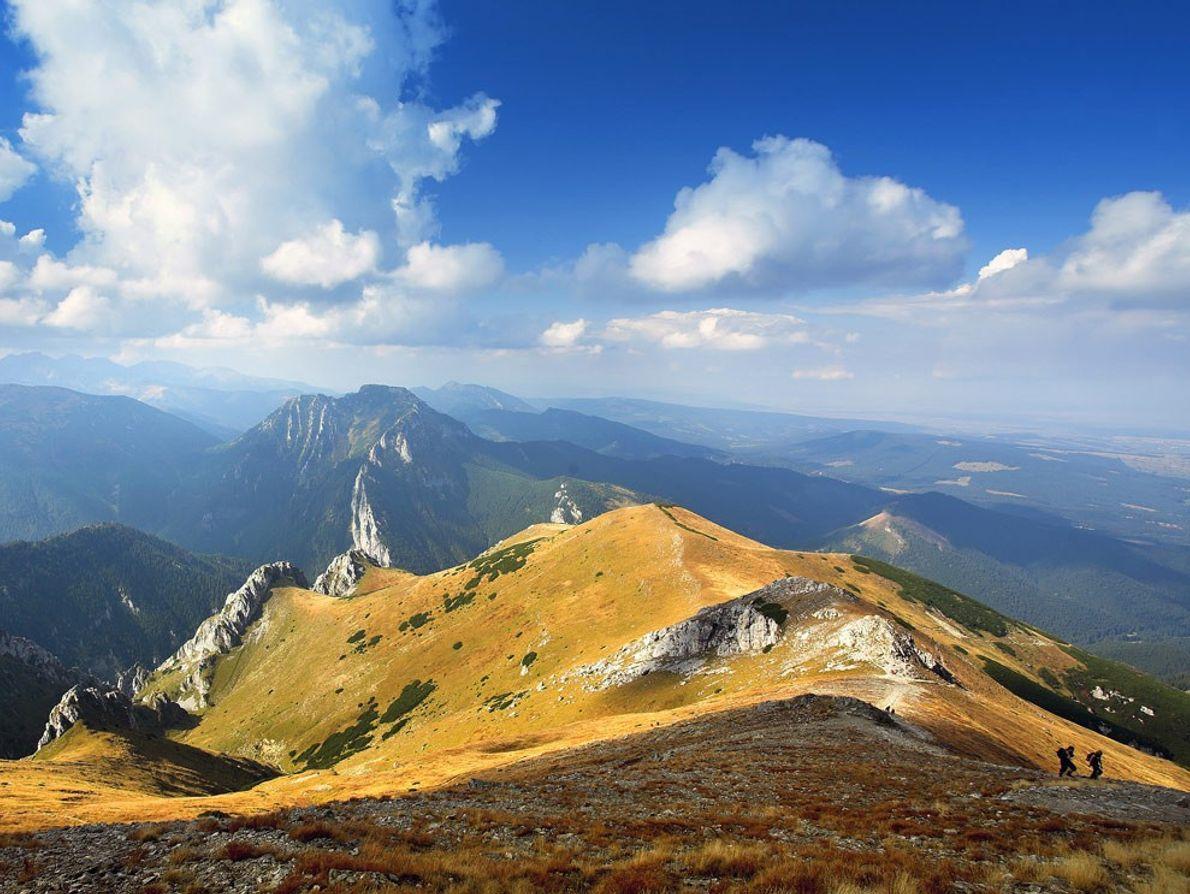 montanhas Tatra
