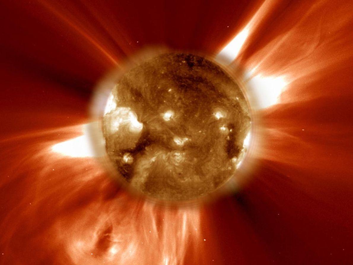 Tempestades geomagnéticas
