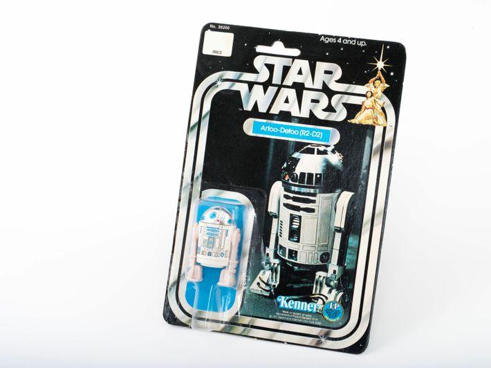 brinquedo da saga Star Wars