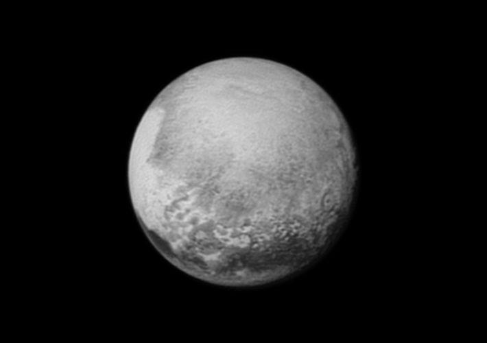 Plutão é Maior do que Nós Pensávamos