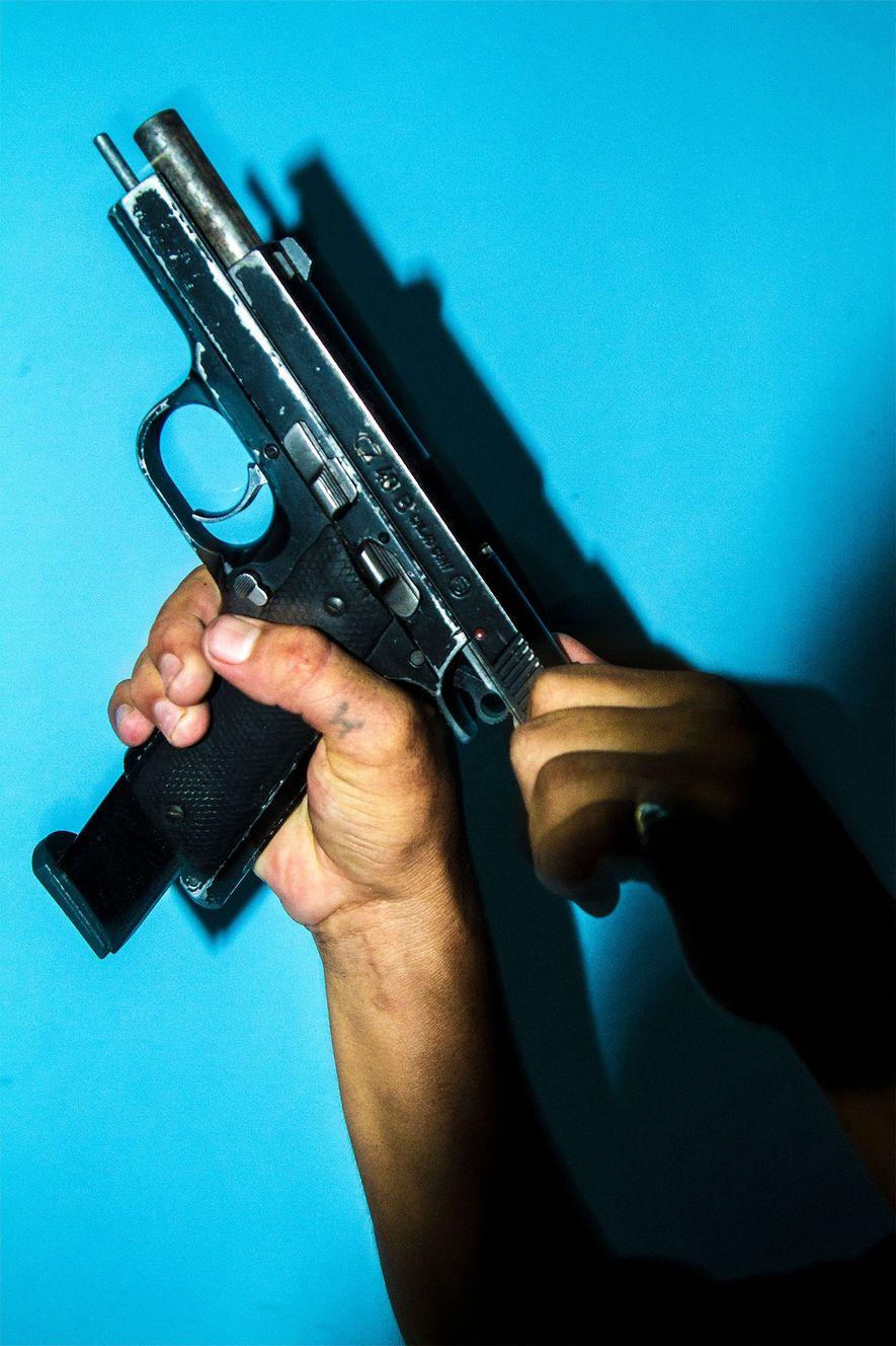 Os Jovens e a Violência Que os Assombra nas Honduras