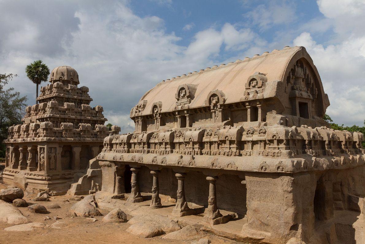 Mahabalipuram, Índia