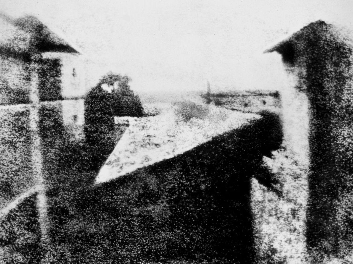 A primeira fotografia da história