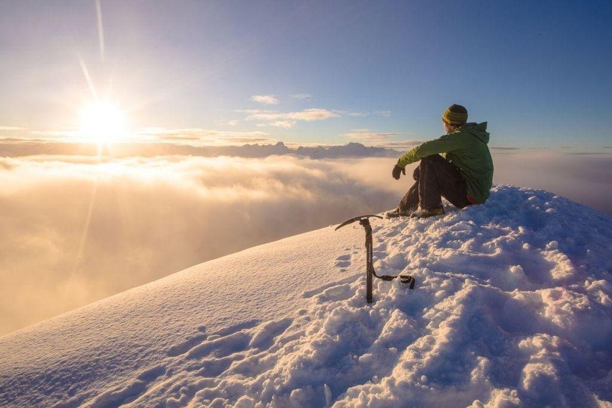 Cume de Trapper's Peak