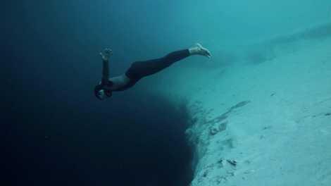 Mergulhar em Direção ao Vazio