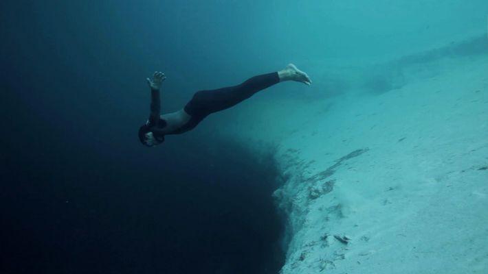 Mergulho Livre no Vazio