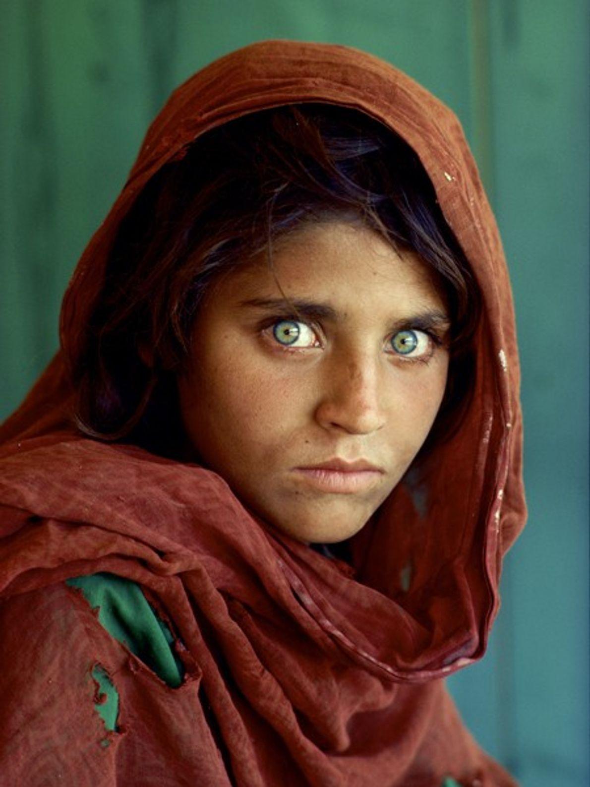 """""""Rapariga Afegã"""""""