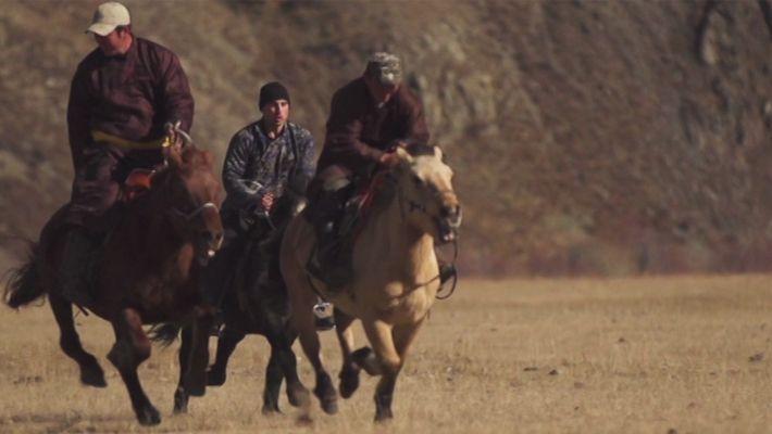 Viver com Nómadas da Mongólia