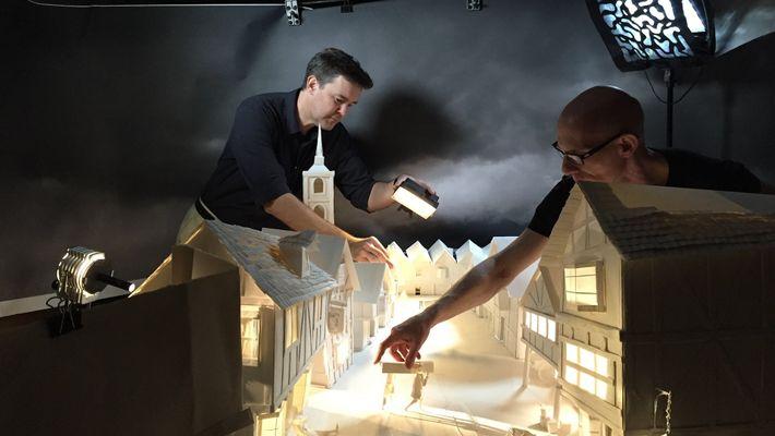 Como Construímos Londres Em Papel (Bastidores)
