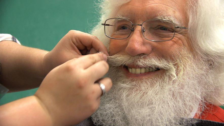 Quer Tornar-se num Pai Natal? Bem-vindo à Escola dos Pais Natal