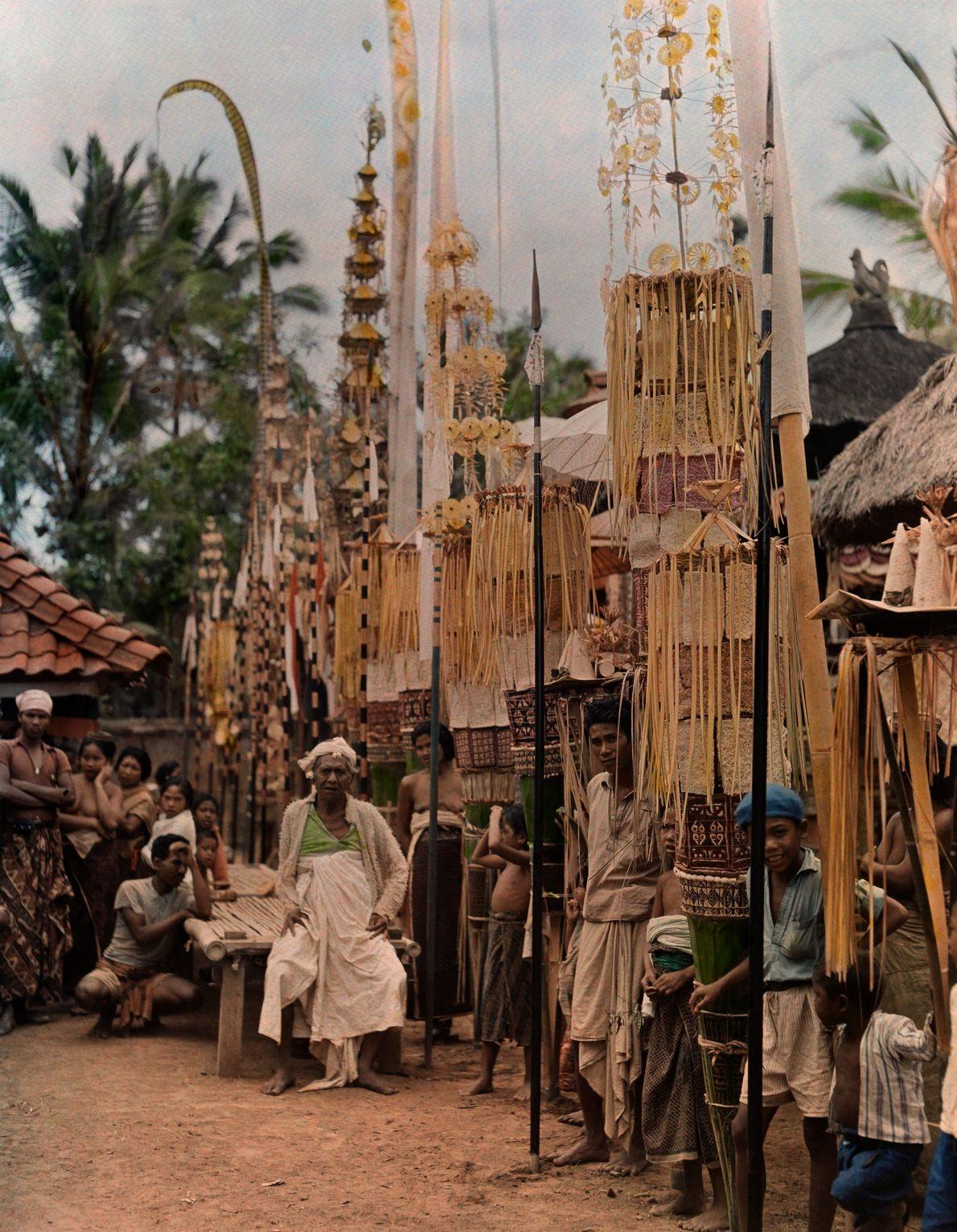 Bali, Indonésia, 1927