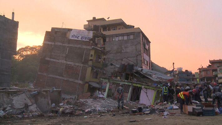 Como os Humanos Estão a Causar Terramotos Mortais