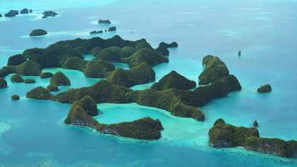 Compromisso Ecológico Exigido em Palau é o Único do Género